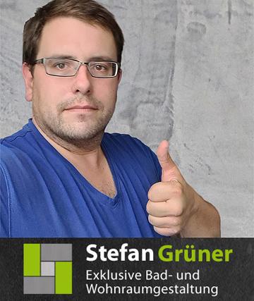 Stefan Grüner - Badezimmer