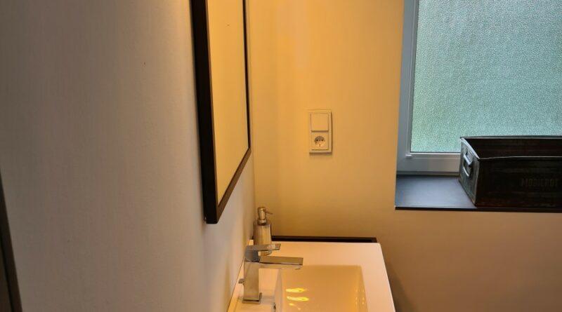 Badezimmer Neubau 2020 - Waschbecken