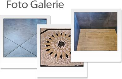 Bildergalerie Fliesen - Naturstein - Fliesenarbeiten - Mosaik